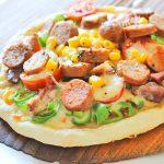 冷凍ピザ|重ね煮ピザ