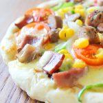 冷凍ピザ|ミートソースピザ